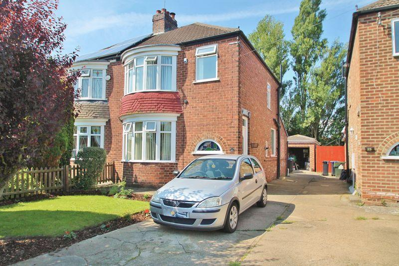 3 Bedrooms Semi Detached House for sale in Preen Drive, Acklam