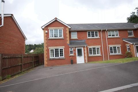 3 bedroom semi-detached house to rent - 6 Gerddi Ty Bryn, Pencoed, CF35 6PZ
