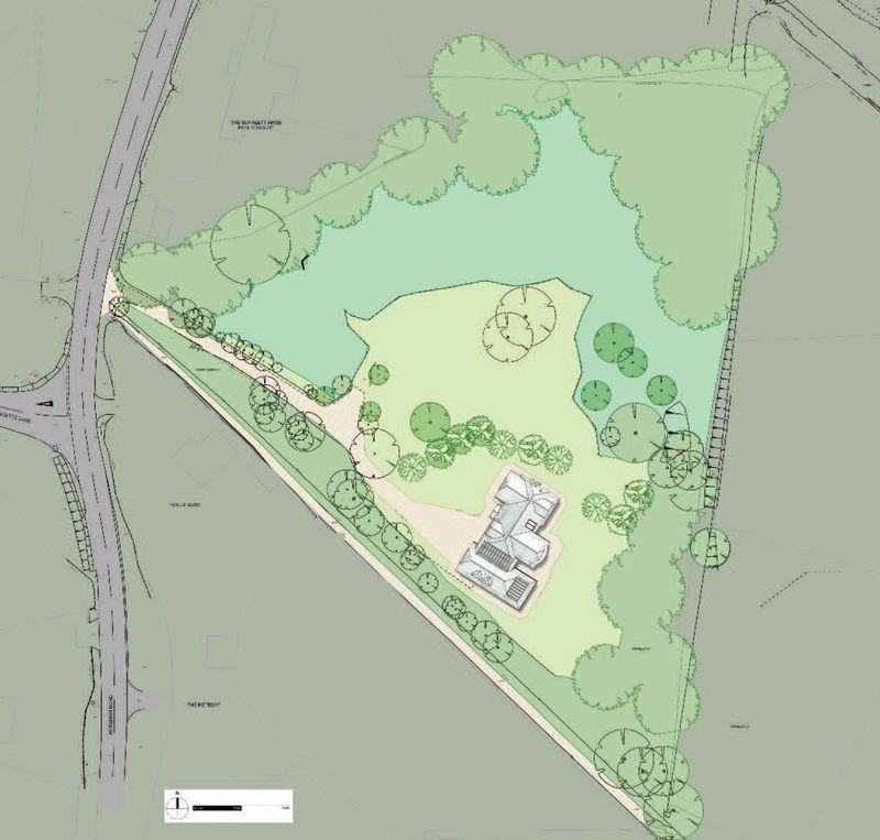 Land Commercial for sale in Horsham Road, Walliswood
