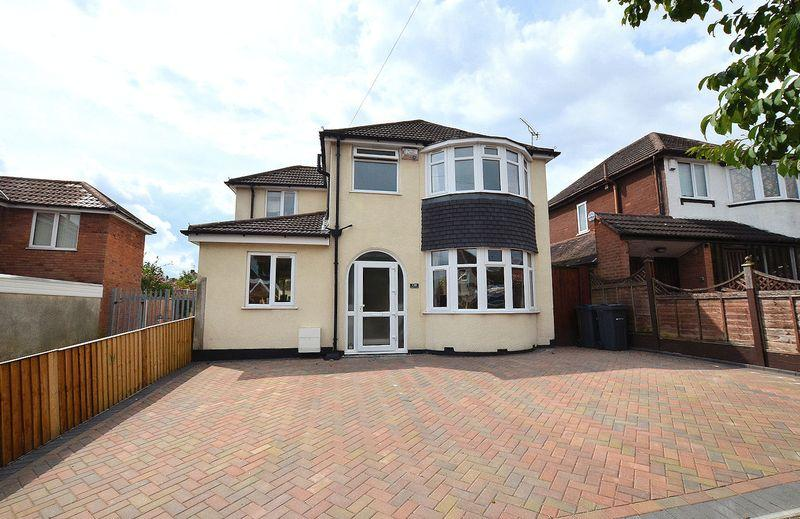 3 Bedrooms Detached House for sale in Higgins Lane, Quinton