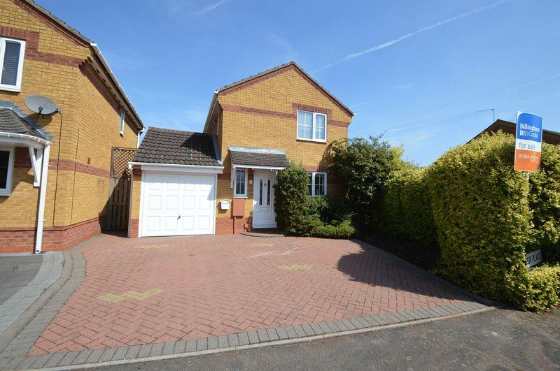 3 Bedrooms Detached House for sale in Keir Place, Wollaston Park, STOURBRIDGE