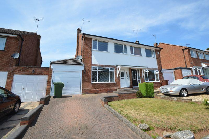 4 Bedrooms Semi Detached House for sale in The Greenway, Hagley