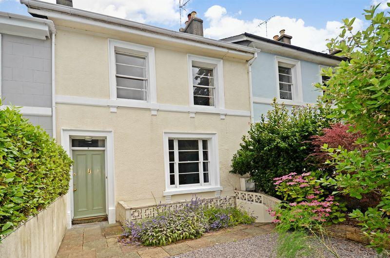 4 Bedrooms Town House for sale in Newton Abbot
