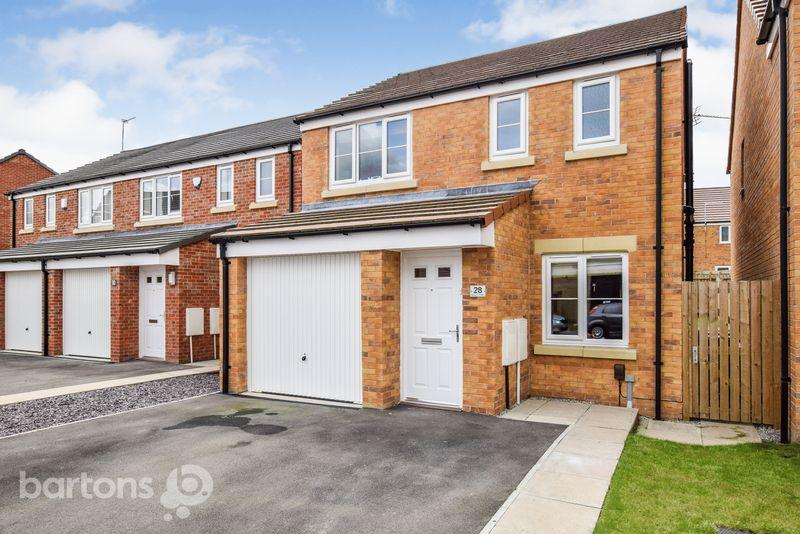 3 Bedrooms Detached House for sale in Elmore Street, Thurcroft