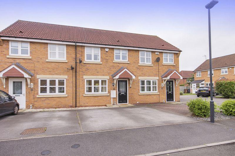2 Bedrooms Terraced House for sale in KNIGHTS ROAD, CHELLASTON