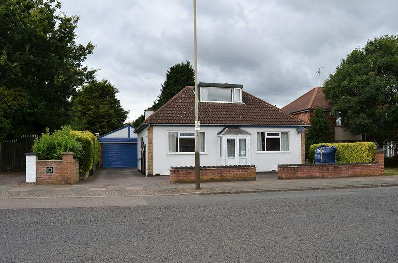 3 Bedrooms Detached Bungalow for sale in Ocean Road, off Scaptoft Lane, Leicester