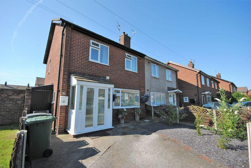 3 Bedrooms Semi Detached House for sale in Grant Road, Leasowe