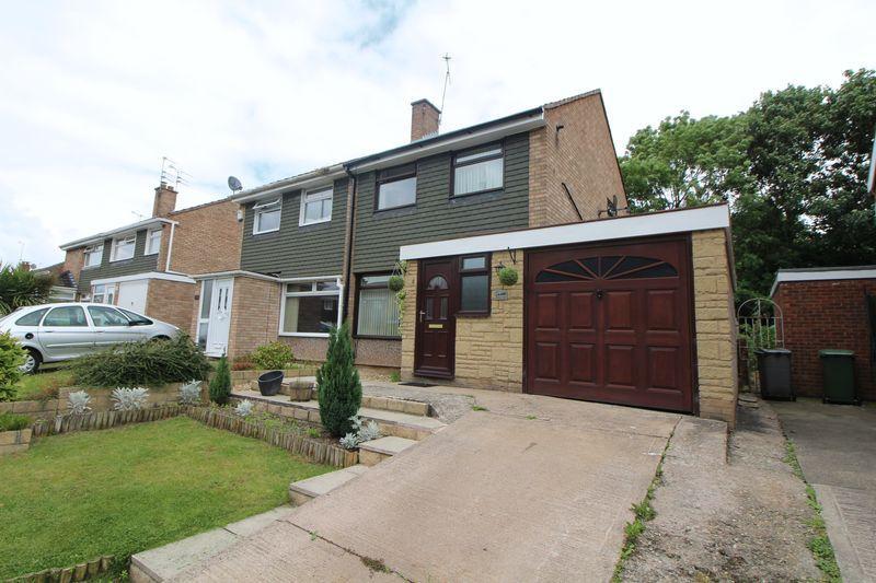 3 Bedrooms Semi Detached House for sale in Brookhurst Avenue, Bromborough