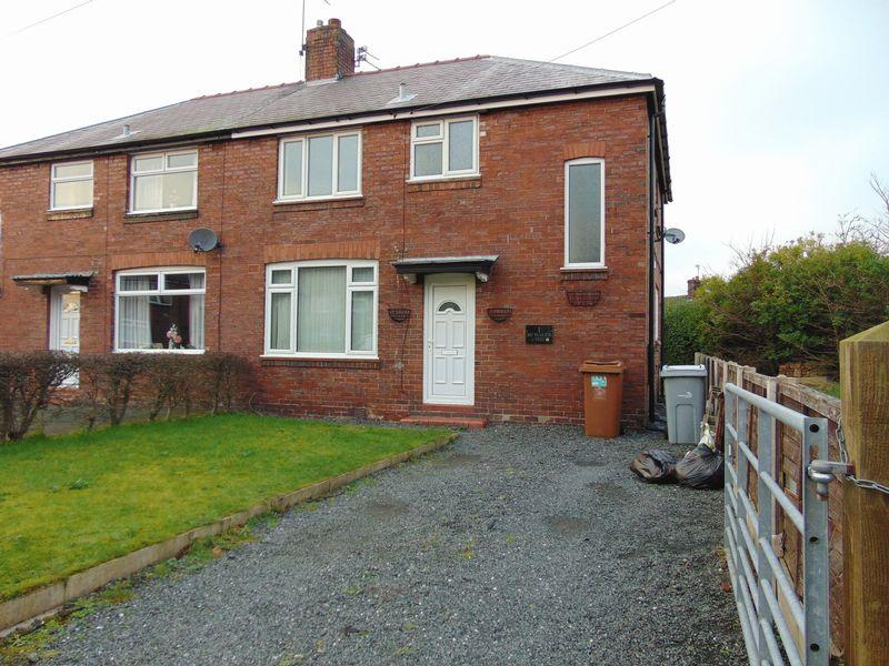 3 Bedrooms Semi Detached House for sale in Stringer Avenue, Sandbach