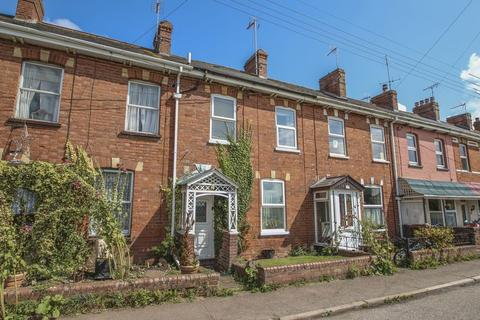 2 bedroom terraced house to rent - Fordton Terrace, Crediton