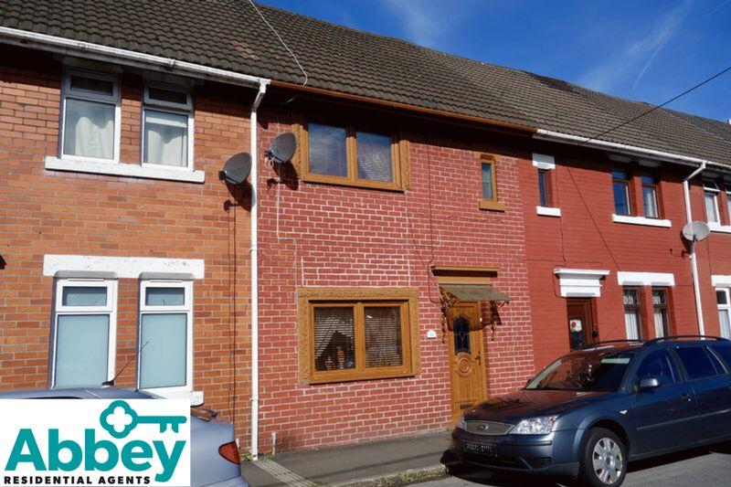 3 Bedrooms Terraced House for sale in Pentre Street, Glynneath, Neath, SA11 5HA