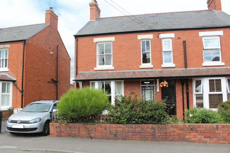 3 Bedrooms Semi Detached House for sale in Lyth Hill Road, Bayston Hill, Shrewsbury, SY3 0EW