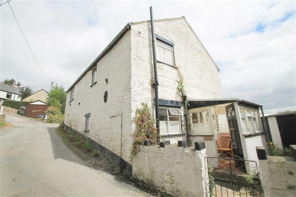 3 Bedrooms Cottage House for sale in Rock Hill, Cefn Mawr, Wrexham