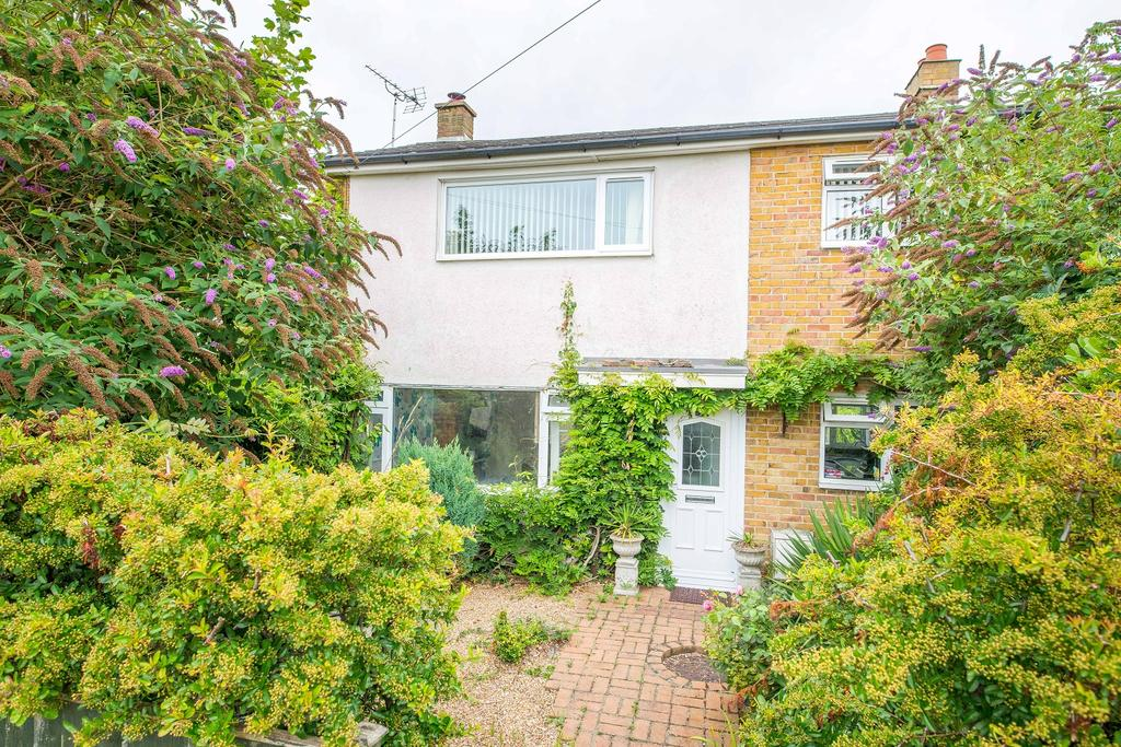 3 Bedrooms End Of Terrace House for sale in Hewett Road, Titchfield, Fareham PO14