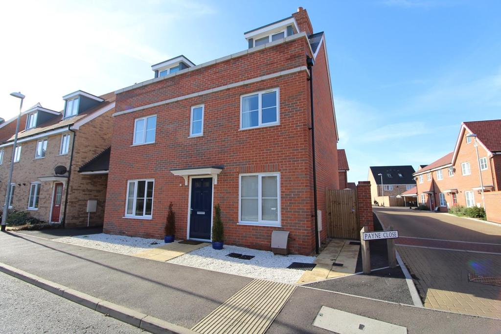 5 Bedrooms Detached House for sale in Haygreen Road, Witham, Essex, CM8
