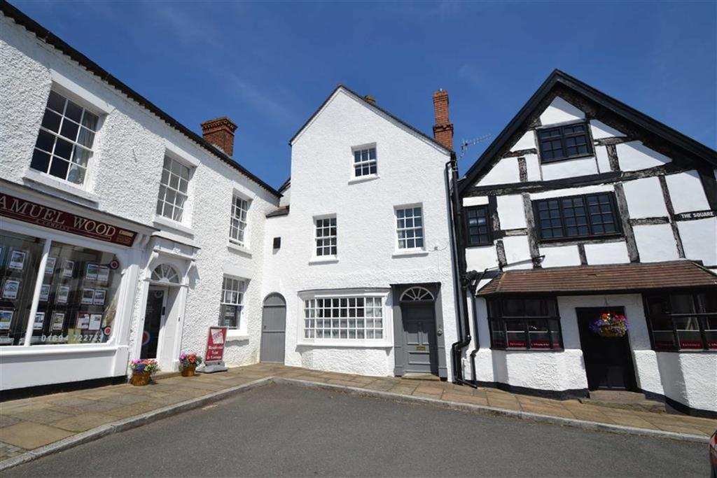 3 Bedrooms Terraced House for sale in The Square, Church Stretton, Shropshire