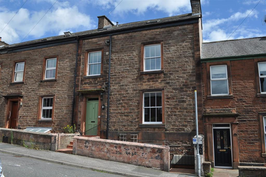 4 Bedrooms Terraced House for sale in Arthur Street, Penrith