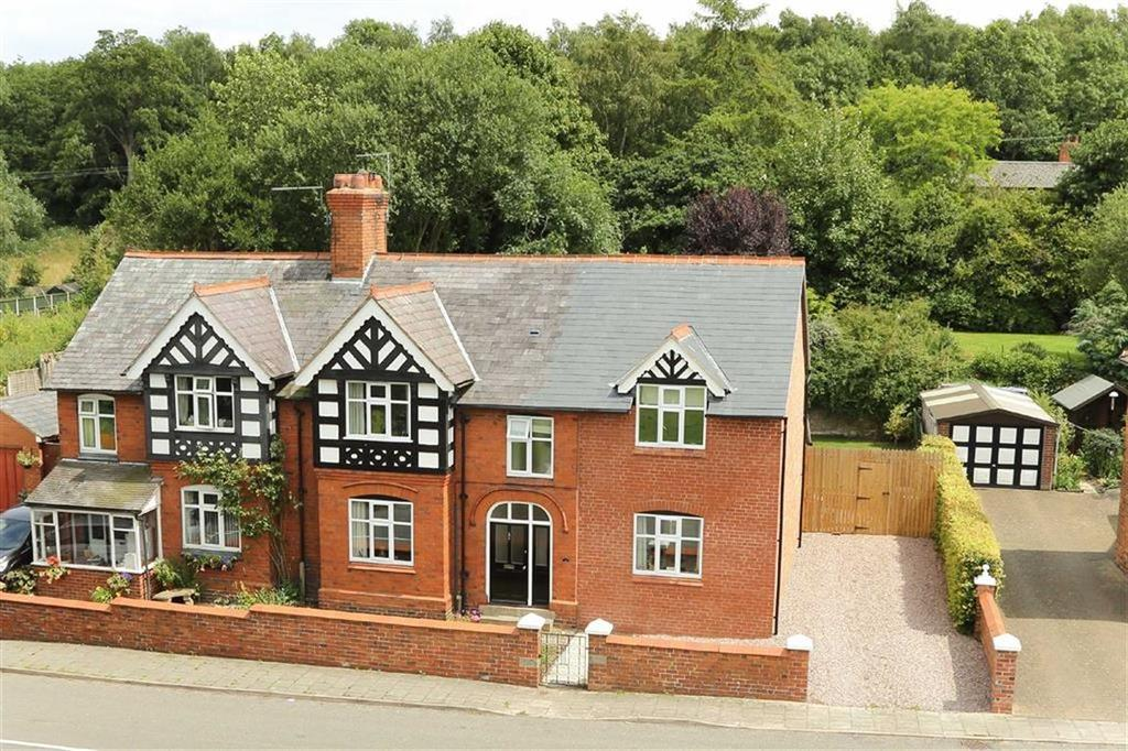 4 Bedrooms Semi Detached House for sale in Whitchurch Road, Prees, SY13