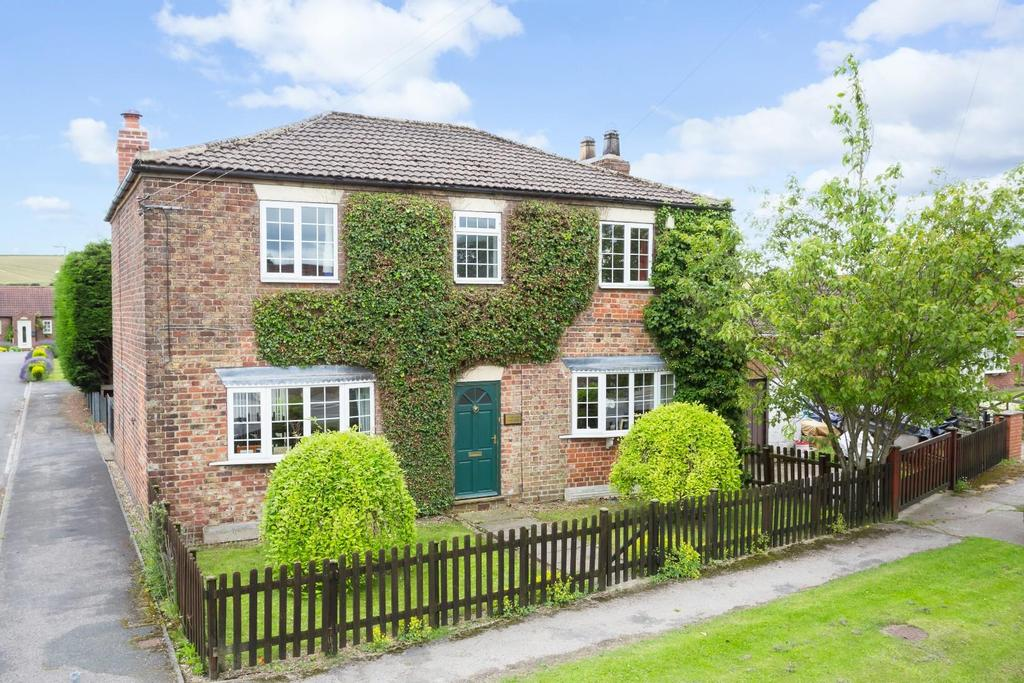 3 Bedrooms Detached House for sale in Weaverthorpe, Malton