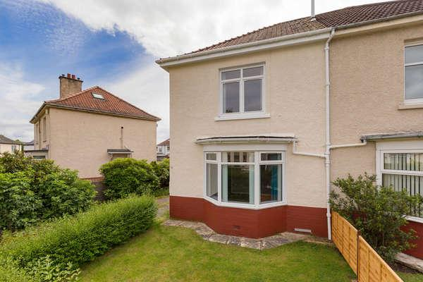 2 Bedrooms Semi-detached Villa House for sale in 19 Archerhill Crescent, Glasgow, G13 3JD