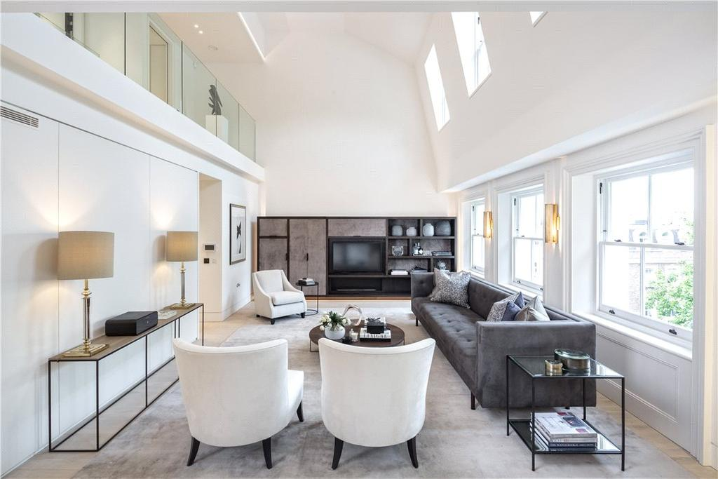 4 Bedrooms Flat for sale in Hempel Gardens, 34 Craven Hill Gardens, London, W2
