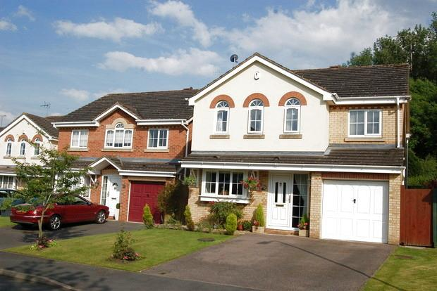 4 Bedrooms Detached House for sale in Smore Slade Hills, Oadby, Leicester, LE2