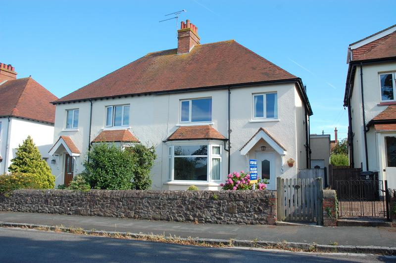 3 Bedrooms Semi Detached House for sale in Queens Road, Minehead TA24