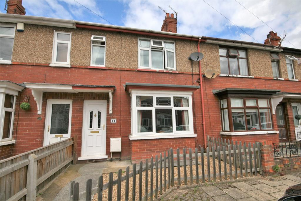 3 Bedrooms Terraced House for sale in Allenby Avenue, Grimsby, DN34