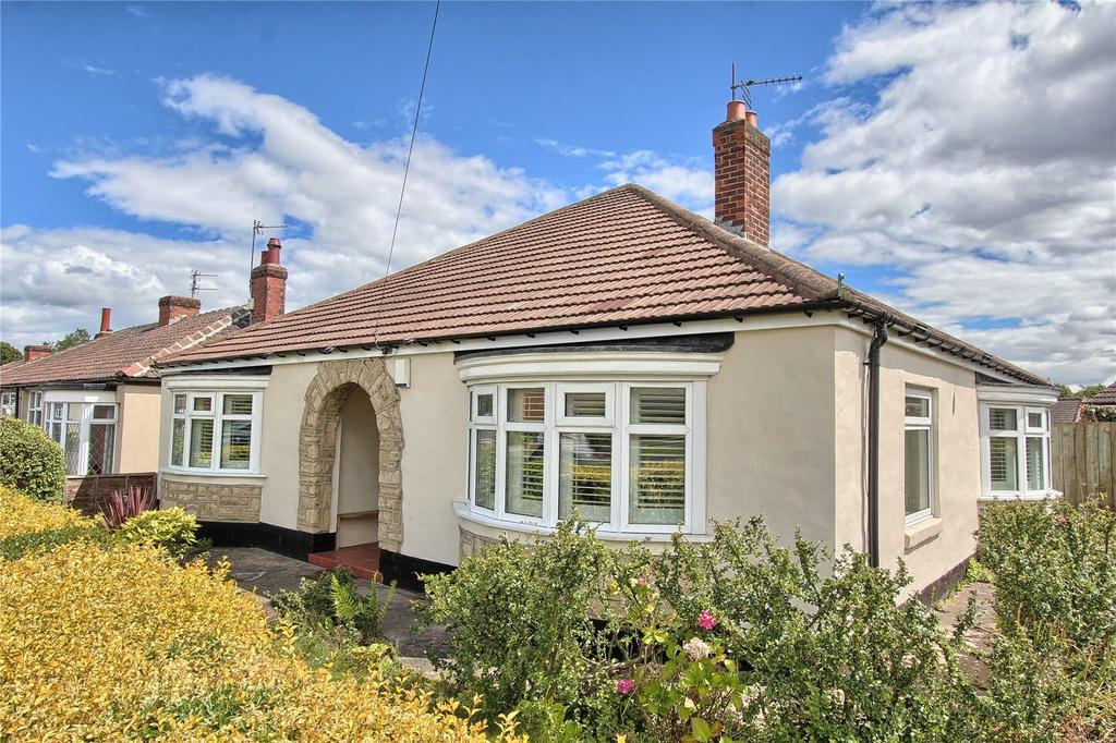 3 Bedrooms Detached Bungalow for sale in Wolviston Road, Billingham