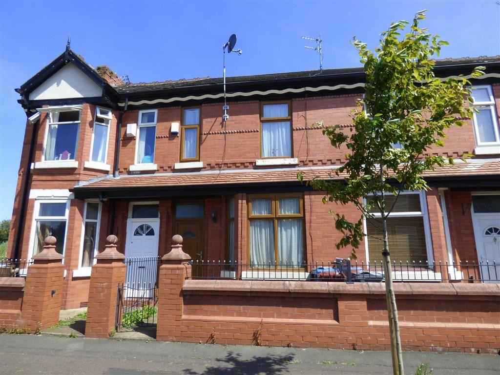 2 Bedrooms Terraced House for sale in Elmswood Avenue, Fallowfield, Manchester, M14