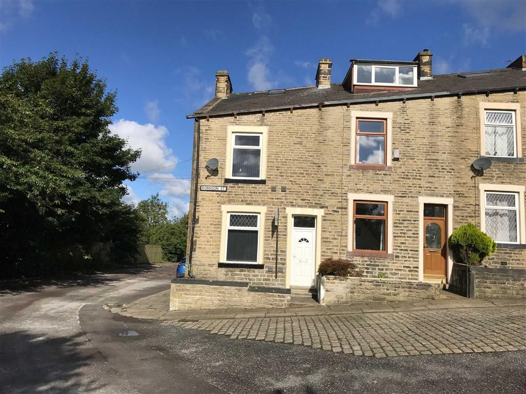 3 Bedrooms Terraced House for sale in Robinson Street, Colne, Lancashire