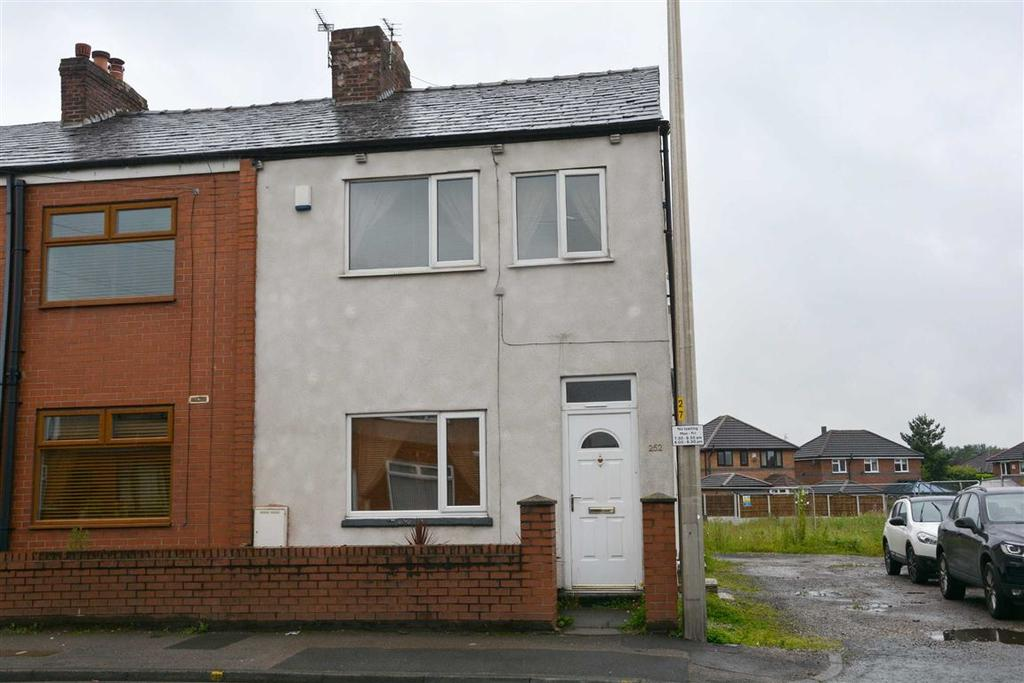 2 Bedrooms End Of Terrace House for sale in Atherton Road, Hindley, Wigan, WN2