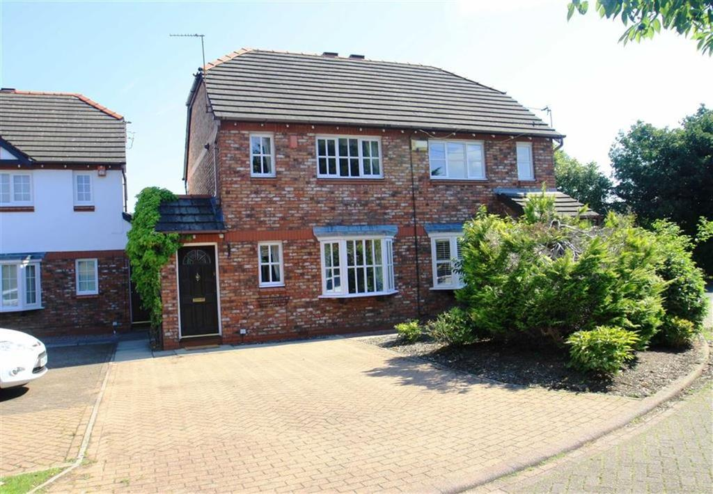 2 Bedrooms Semi Detached House for sale in Mosswood Road, Wilmslow