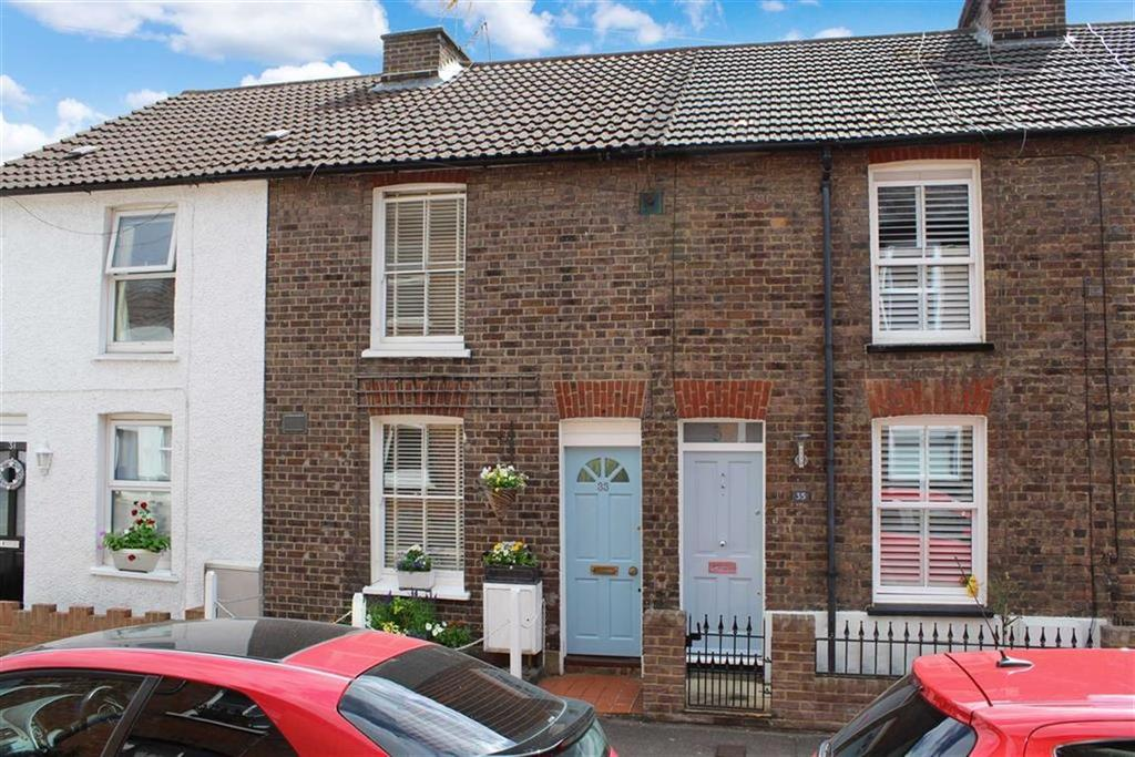 2 Bedrooms Terraced House for sale in Bedford Road, St Albans, Hertfordshire