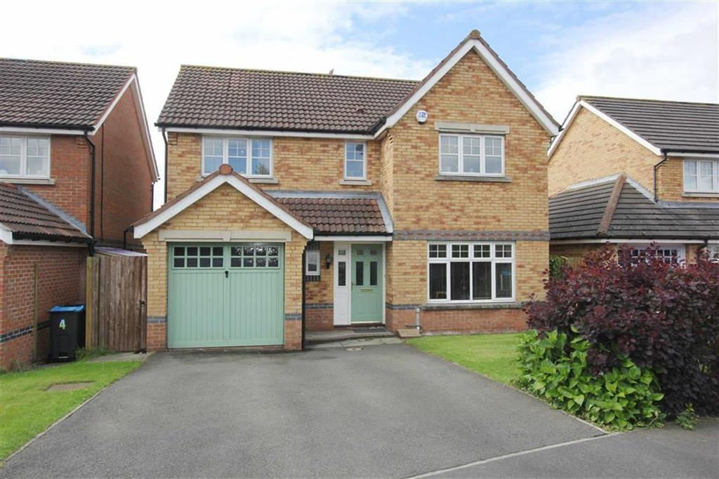 4 Bedrooms Detached House for sale in California Grove, Great Ayton