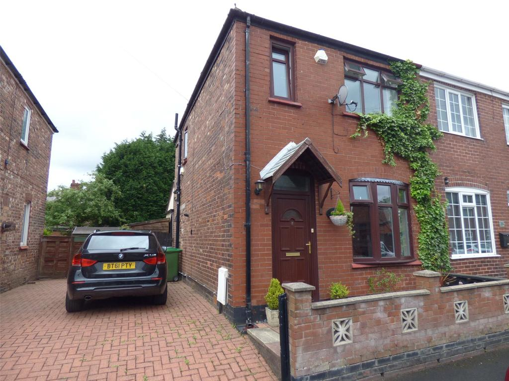 3 Bedrooms Semi Detached House for sale in Ashworth Street, Failsworth, Manchester, Greater Manchester, M35