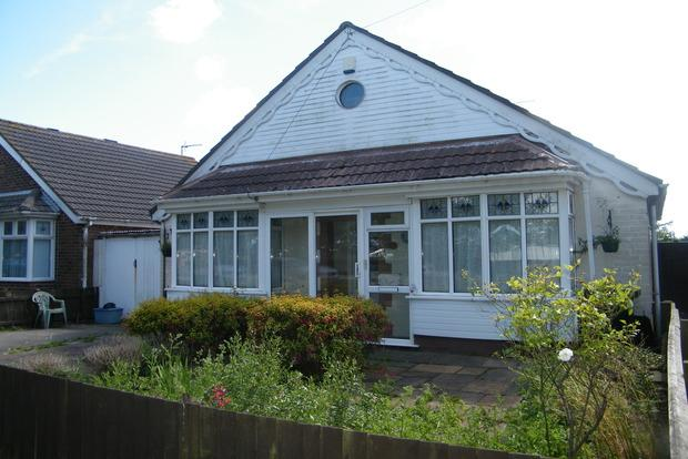 2 Bedrooms Bungalow for sale in Burgh Road, Skegness, PE25