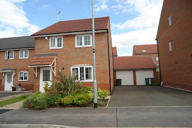 3 Bedrooms Detached House for sale in May Drive, Glenfield, Leicester, LE3