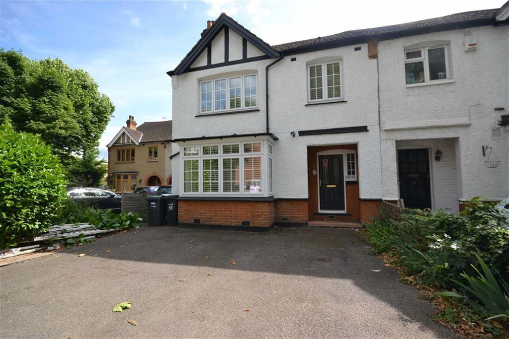 4 Bedrooms Semi Detached House for sale in Cecil Road, Enfield, Middlesex