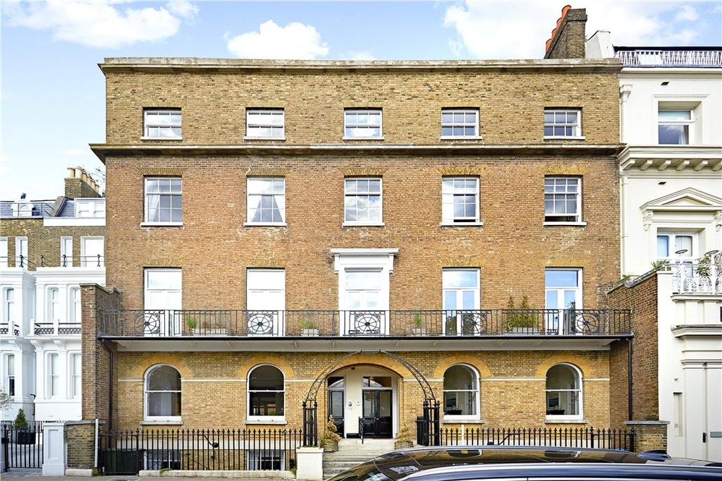 3 Bedrooms Flat for sale in Richmond Hill, Richmond, TW10