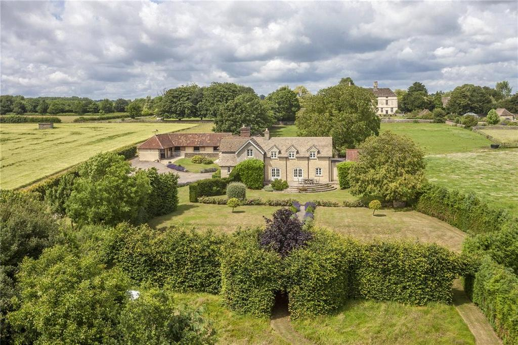 4 Bedrooms Farm House Character Property for sale in Ashley, Tetbury, Gloucestershire, GL8