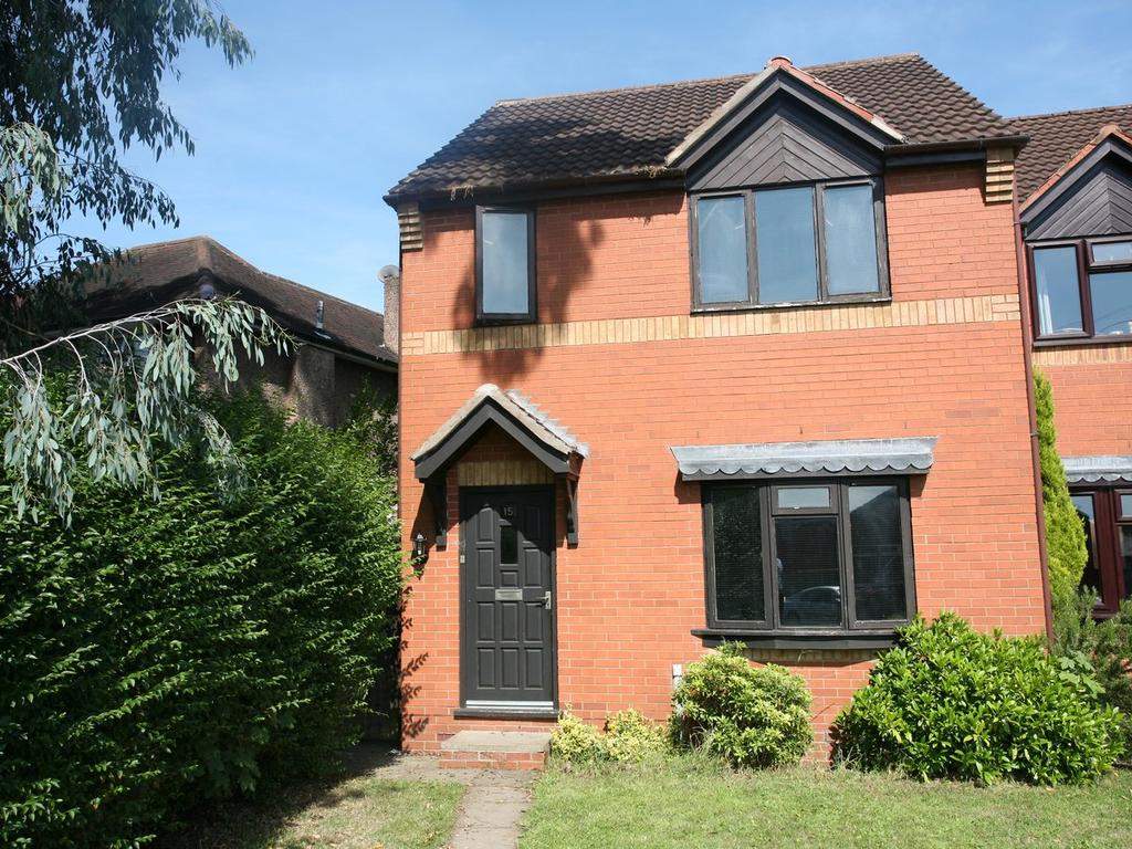 3 Bedrooms Semi Detached House for sale in 15 Field Street, Cannock, WS11 5QP