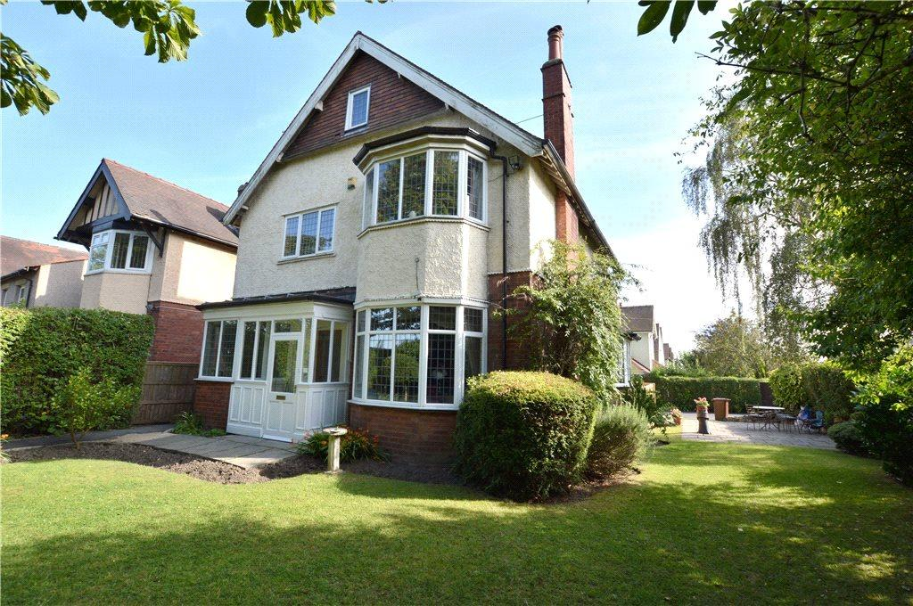 6 Bedrooms Detached House for sale in Street Lane, Roundhay, Leeds