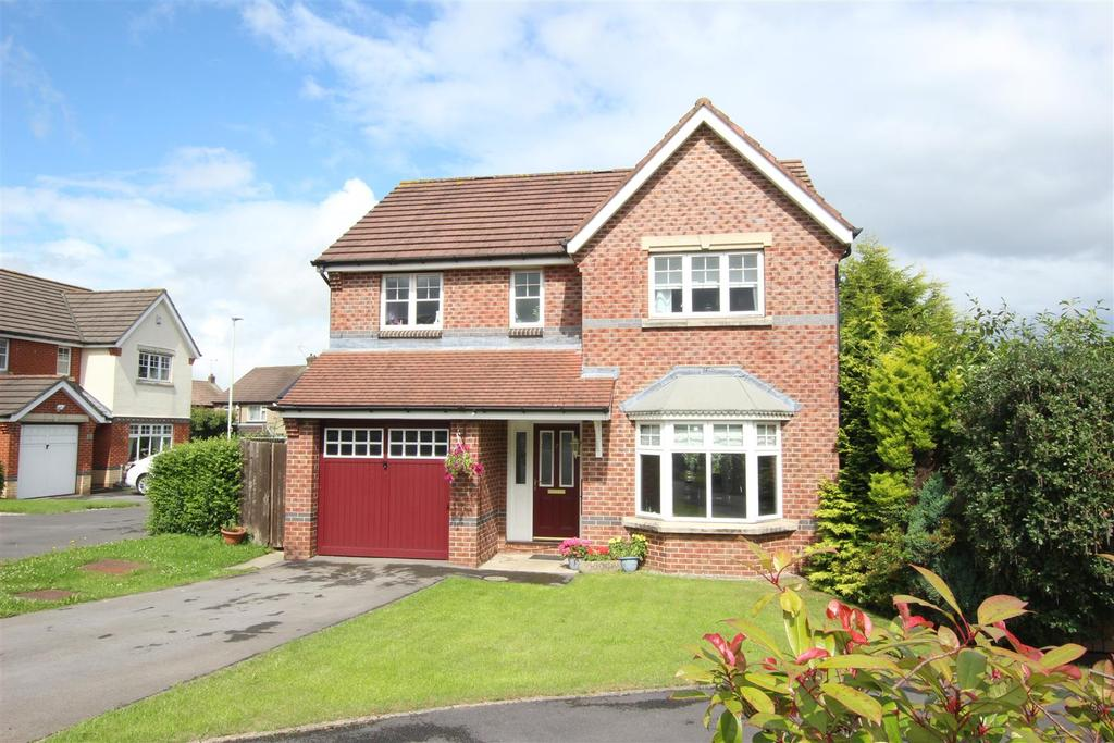 4 Bedrooms Detached House for sale in Portreath Court, Darlington