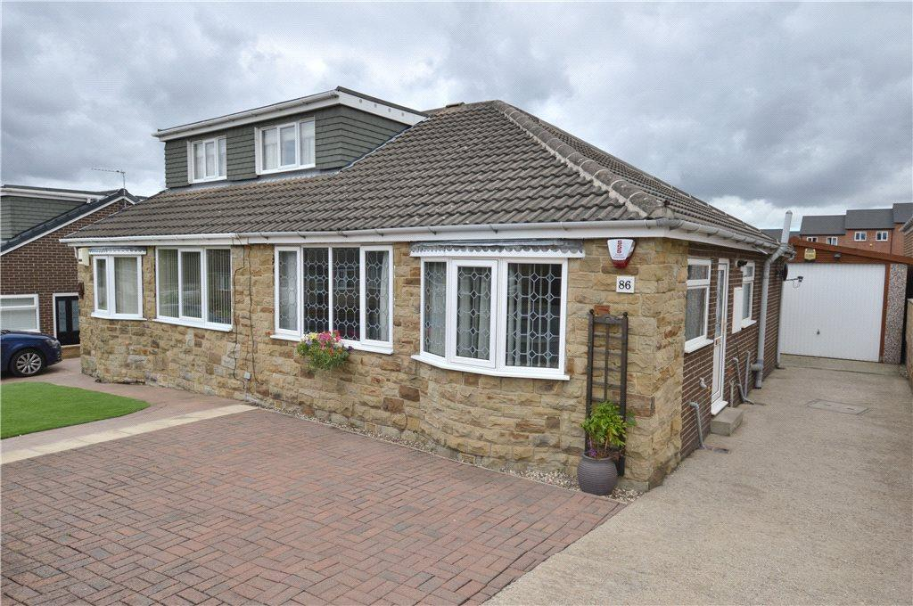 2 Bedrooms Semi Detached Bungalow for sale in Hollin Drive, Durkar, Wakefield, West Yorkshire
