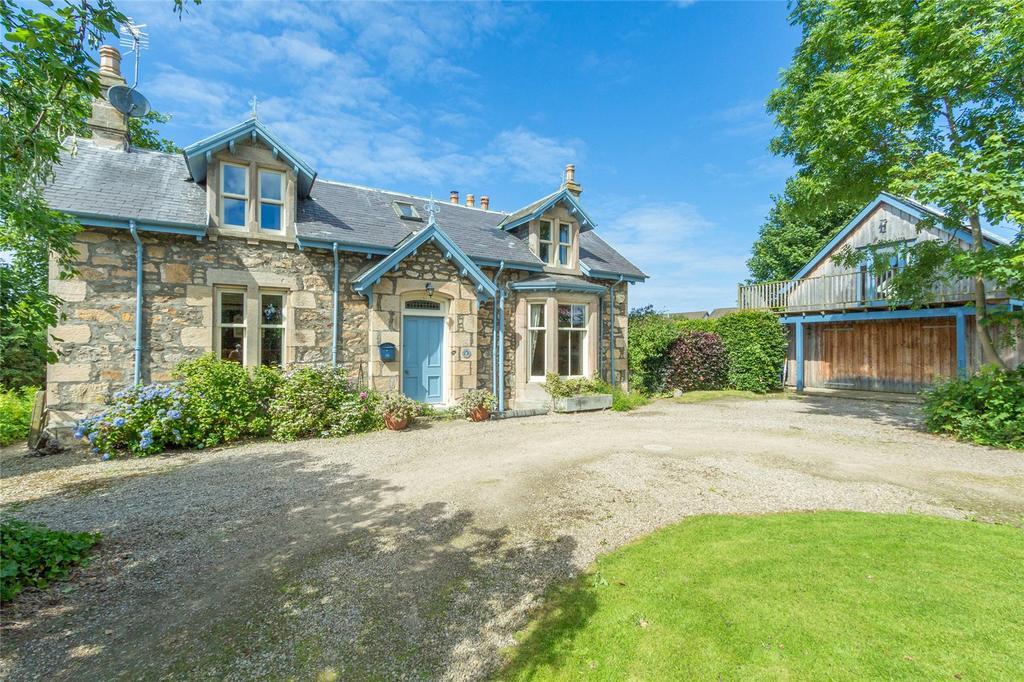 5 Bedrooms Detached House for sale in Main Street, Urquhart, Elgin, Morayshire