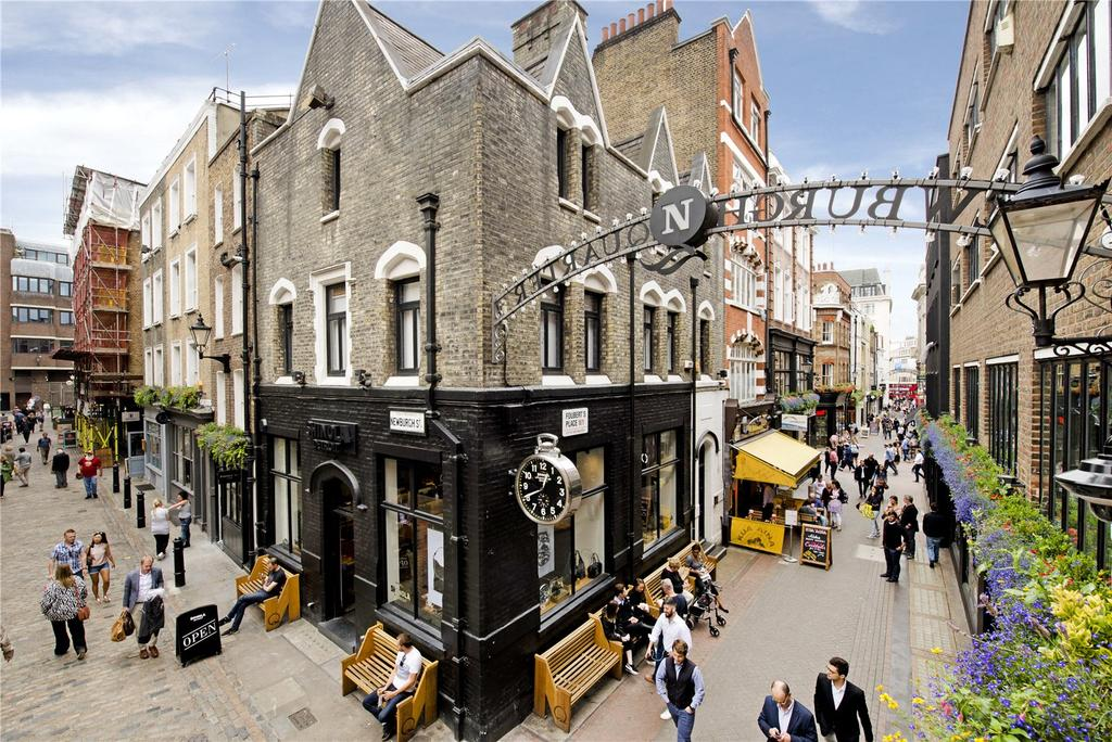 1 Bedroom Flat for sale in Fouberts Place, Carnaby Street, London