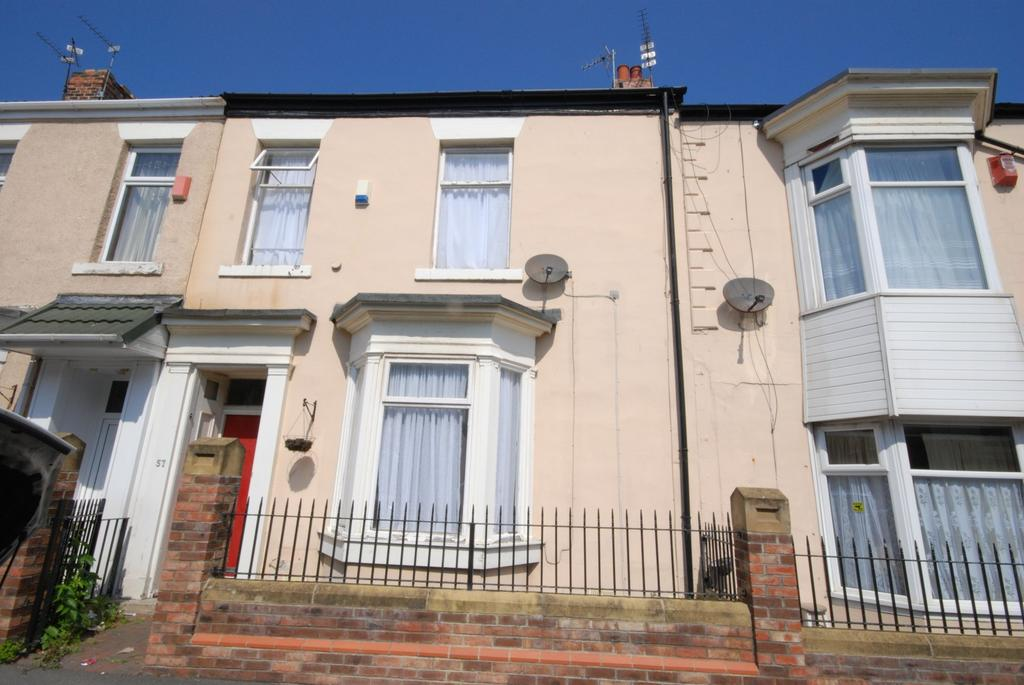 3 Bedrooms Terraced House for sale in Gray Road, Sunderland