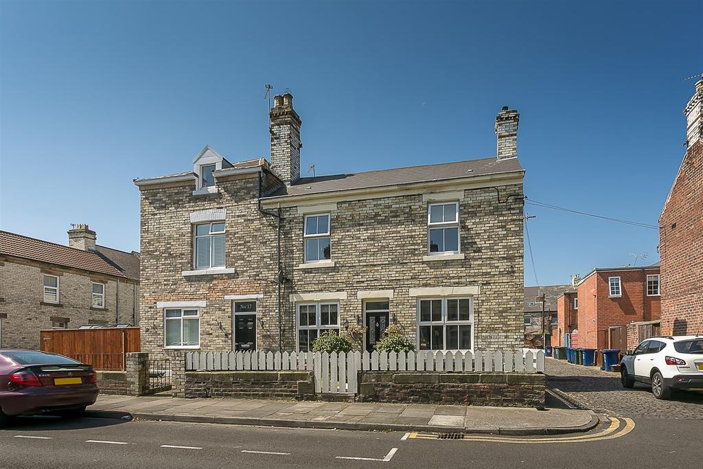 2 Bedrooms End Of Terrace House for sale in Hedley Street, Gosforth, Newcastle Upon Tyne