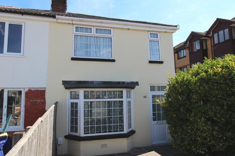 2 bedroom semi-detached house for sale - Cleveland Road, Bournemouth BH1